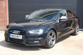 Audi A4 S4 QUATTRO BLACK EDITION with Navigation
