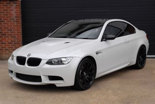 BMW M3 DCT 19s and EDC