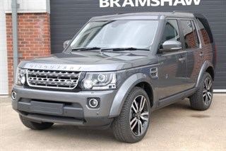 Land Rover Discovery SDV6 COMMERCIAL XS