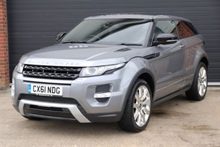 Land Rover Range Rover Evoque SI4 DYNAMIC LUX with Dynamic Plus Pack