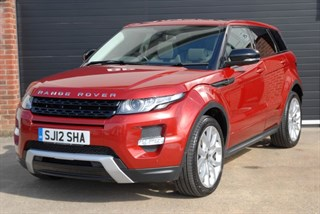 Land Rover Range Rover Evoque SD4 DYNAMIC with Panoramic Roof