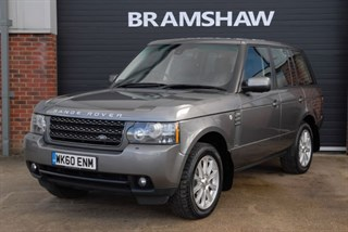 Land Rover Range Rover TDV8 VOGUE with Climate Seats and Dual View