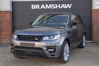 Land Rover Range Rover Sport Autobiograph with 22 Wheels