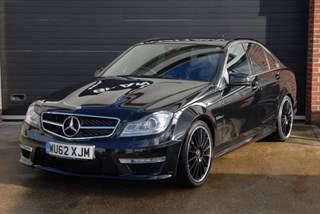Mercedes-Benz C63 AMG 19s and Glass Sunroof