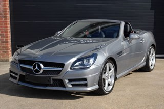 Mercedes-Benz SLK350 BLUEEFFICIENCY AMG SPORT ED125