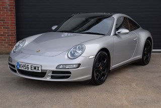 Porsche 911 TARGA 4 TIPTRONIC S