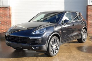 Porsche Cayenne D NEW MODEL Panoramic Roof and 21s