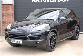 Porsche Cayenne D V6 TIPTRONIC Panoramic Roof and 21s
