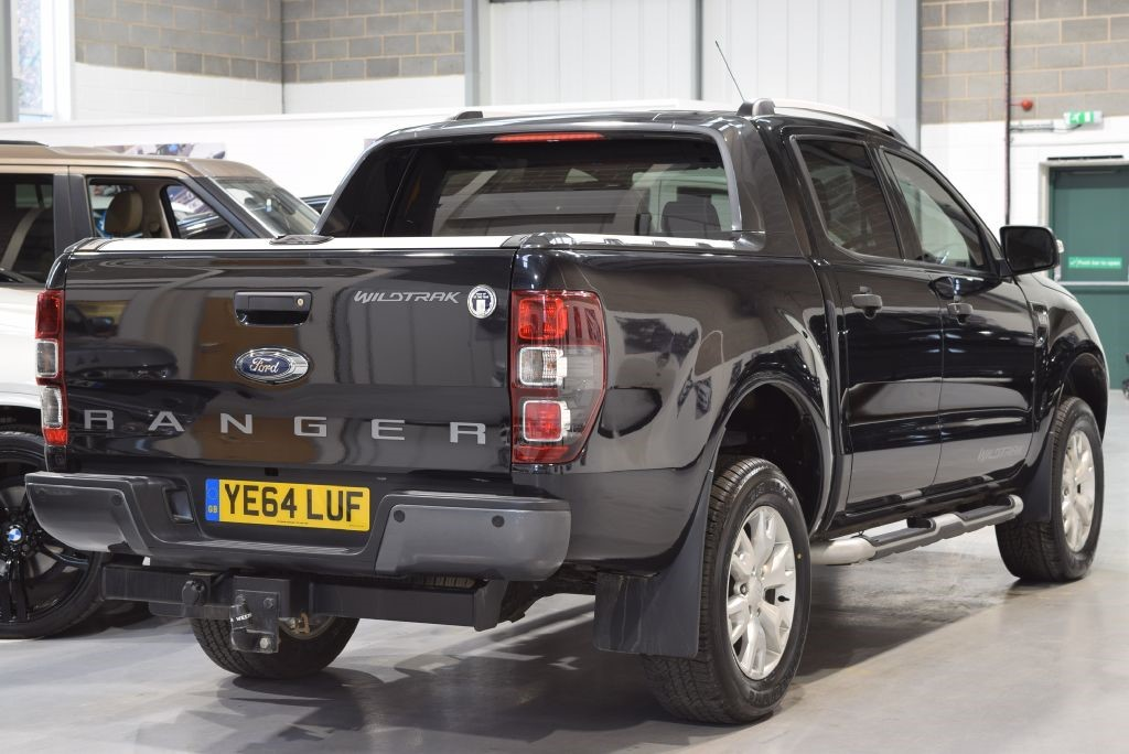 used panther black metallic ford ranger for sale west