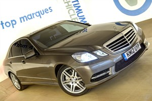 Mercedes-Benz E350 CDI BLUEEFFICIENCY SS SPORT