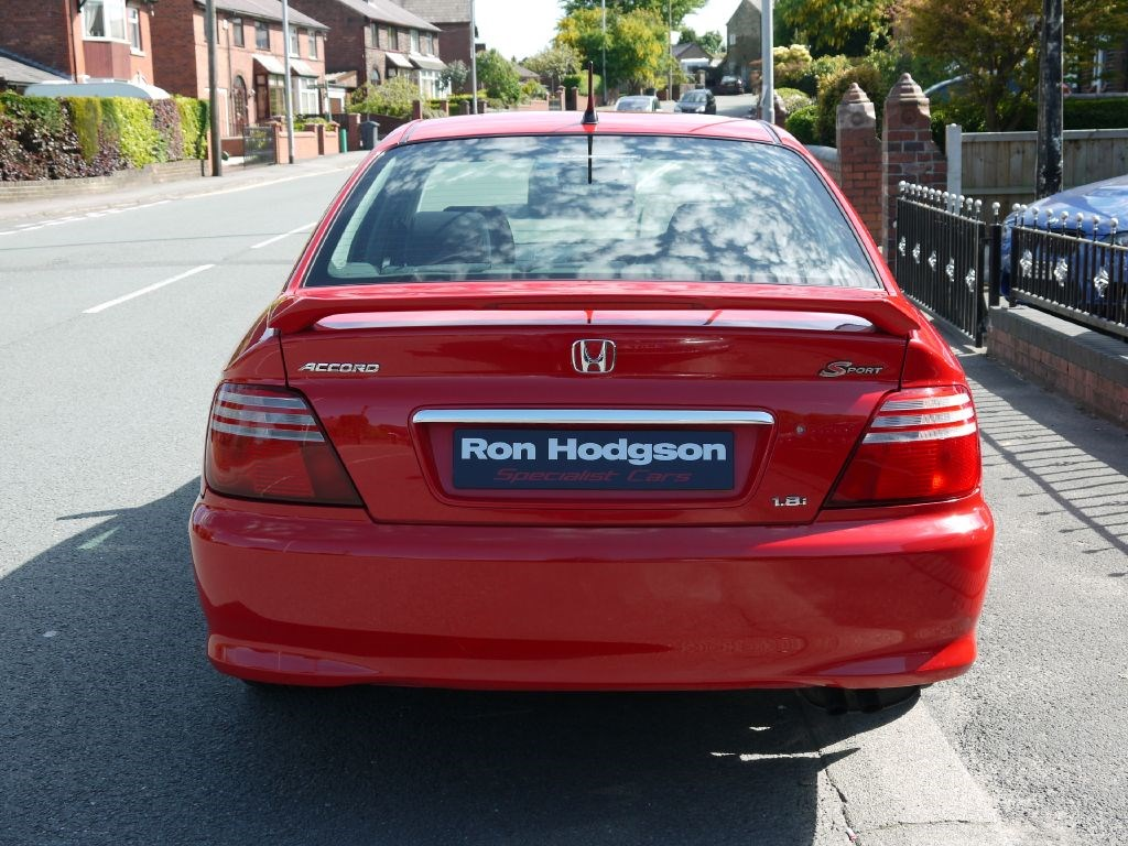 used honda accord i vtec sport for sale in skelmersdale lancashire ron hodgson specialist cars. Black Bedroom Furniture Sets. Home Design Ideas