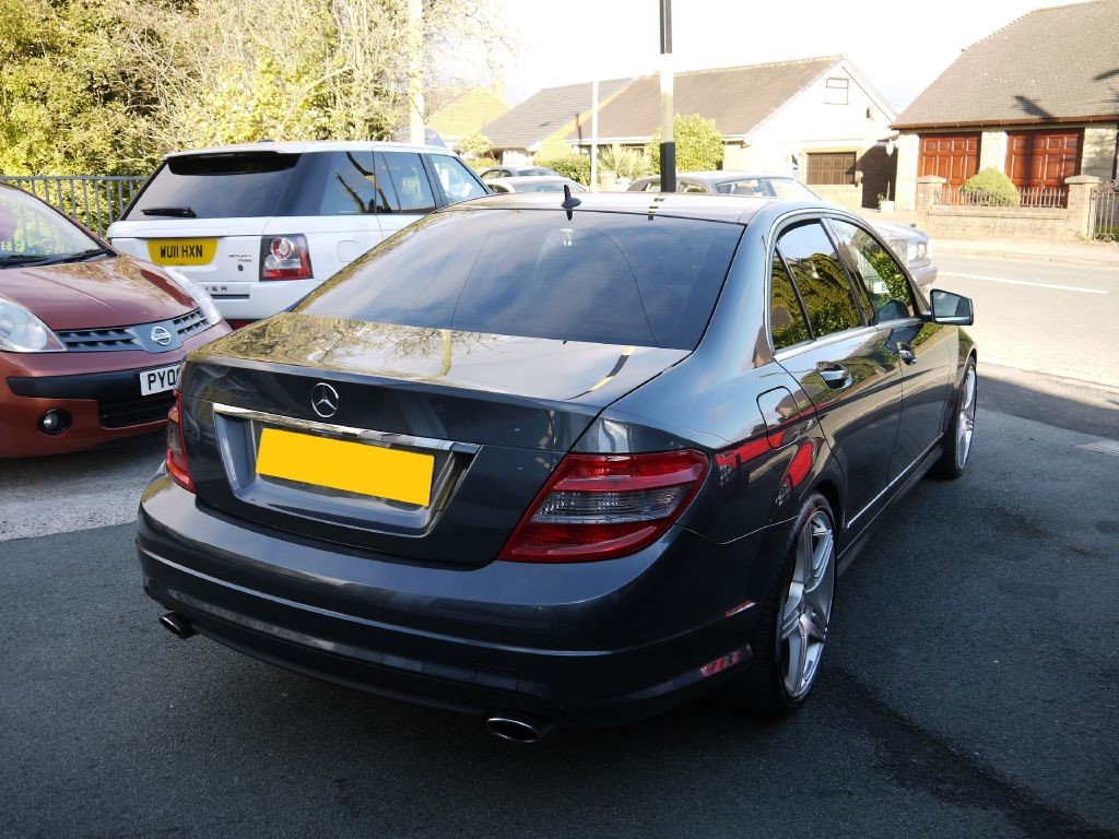 used mercedes c320 for sale skelmersdale lancashire. Black Bedroom Furniture Sets. Home Design Ideas