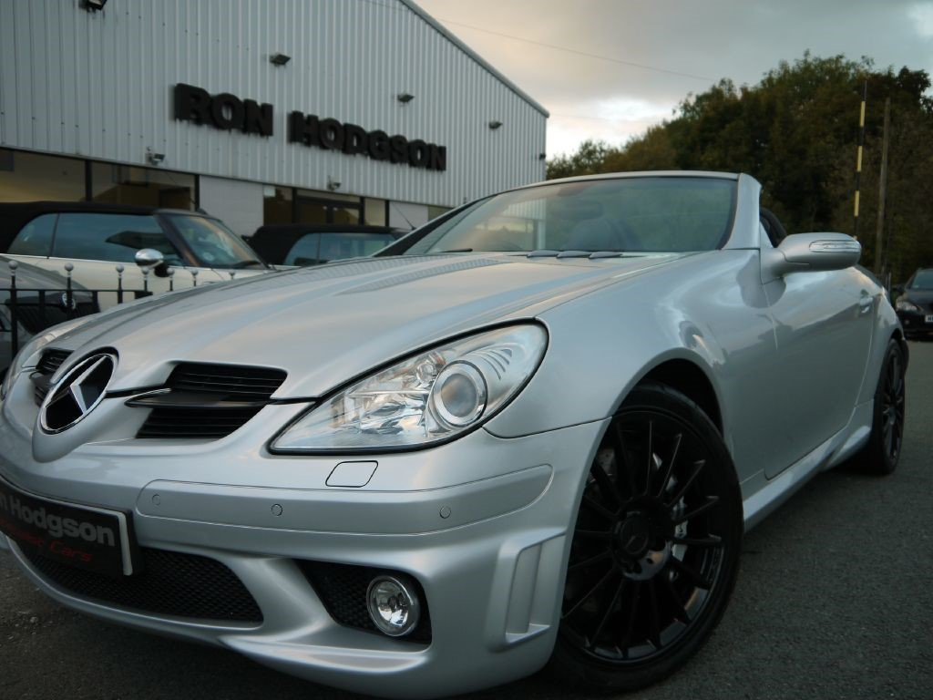 used mercedes slk55 amg for sale skelmersdale lancashire. Black Bedroom Furniture Sets. Home Design Ideas