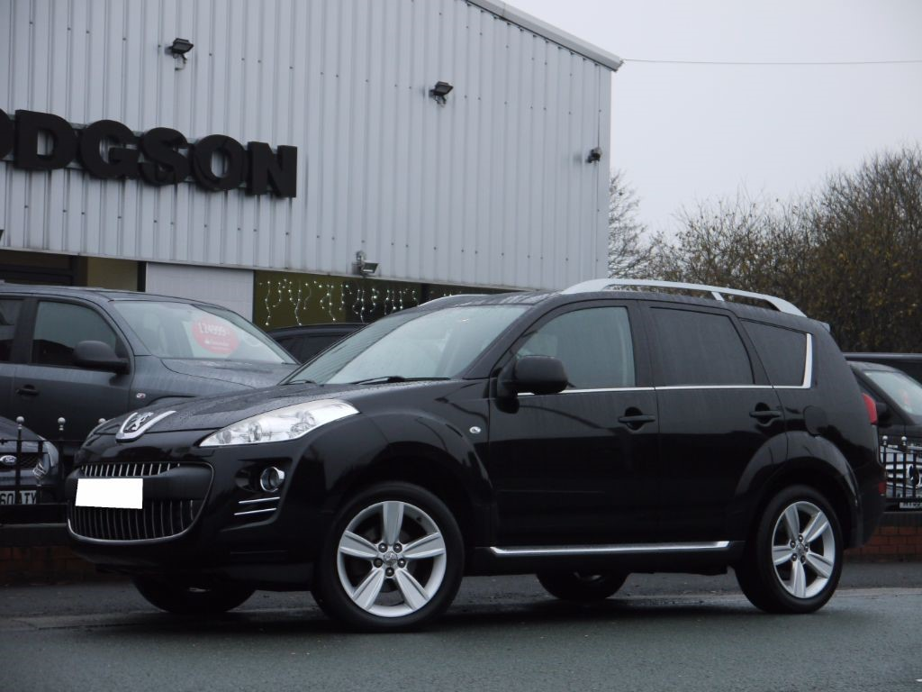 used peugeot 4007 for sale skelmersdale lancashire. Black Bedroom Furniture Sets. Home Design Ideas
