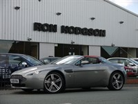 Used Aston Martin Vantage V8 ROADSTER SPORTSHIFT