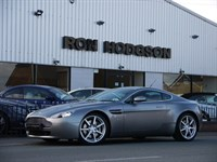Used Aston Martin Vantage V8 with Sat Nav