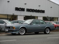 Used BMW 635 CSI Highline with Alpina Wheels