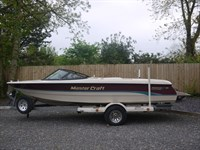 Used Chevrolet MasterCraft ProStar 190 with 5.7 V8 Engine with EFI