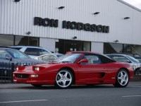 Used Ferrari F355 Spider