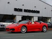 Used Ferrari F430 SPIDER F1 Carbon Pack 60th Anniversary Plaque
