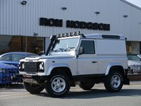 Used Land Rover Defender 90 TD5 COUNTY HARD TOP NO VAT