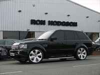 Used Land Rover Range Rover Sport Supercharged Project Kahn Stage 2