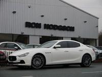 Used Maserati Ghibli DV6 with 21inch Alloys