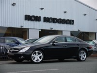 Used Mercedes CLS320 CDI with Heated Seats 1 Owner