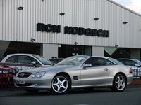 Used Mercedes SL350 with Sat Nav Panoramic Roof AMG Alloys