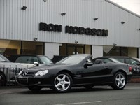 Used Mercedes SL350 WITH PANORAMIC ROOF KEYLESS START PARK SENSORS