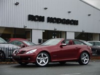 Used Mercedes SLK200 KOMPRESSOR 1 LADY OWNER HEATED SEATS AIR SCARF