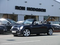 Used MINI Convertible COOPER S Chili Pack