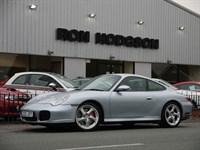 Used Porsche 911 CARRERA 4S with Sat Nav
