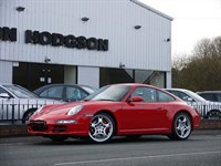 Used Porsche 911 Carrera S Tiptronic S Guards Red