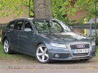 Used Audi A4 Avant TDI S LINE DPF