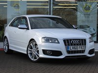 Used Audi S3 2.0T FSI 4X4
