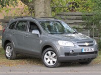 Used Chevrolet Captiva LT VCDI