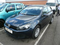 Used VW Golf S