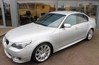Used BMW 530d M SPORT BUSINESS EDITION. FINANCE SPECIALISTS