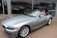Used BMW Z4 SPORT ROADSTER. FINANCE SPECIALISTS