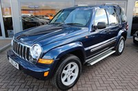 Used Jeep Cherokee LIMITED CRD. FINANCE SPECIALISTS