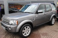 Used Land Rover Discovery 4 TDV6 XS. FINANCE SPECIALISTS