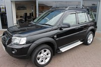 Used Land Rover Freelander TD4 HSE STATION WAGON