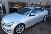 Used Mercedes C220 CDI BLUEEFFICIENCY AMG SPORT ED125. FINANCE SPECIALISTS