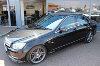 Used Mercedes C220 CDI BLUEEFFICIENCY SPORT. FINANCE SPECIALISTS