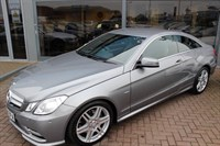 Used Mercedes E220 CDI BLUEEFFICIENCY SPORT. FINANCE SPECIALISTS