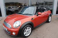 Used MINI Convertible COOPER. FINANCE SPECIALISTS