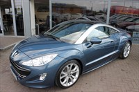 Used Peugeot RCZ THP GT. FINANCE SPECIALISTS