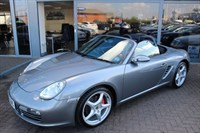 Used Porsche Boxster 24V S. FINANCE SPECIALISTS