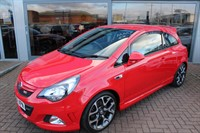Used Vauxhall Corsa VXR. FINANCE SPECIALISTS